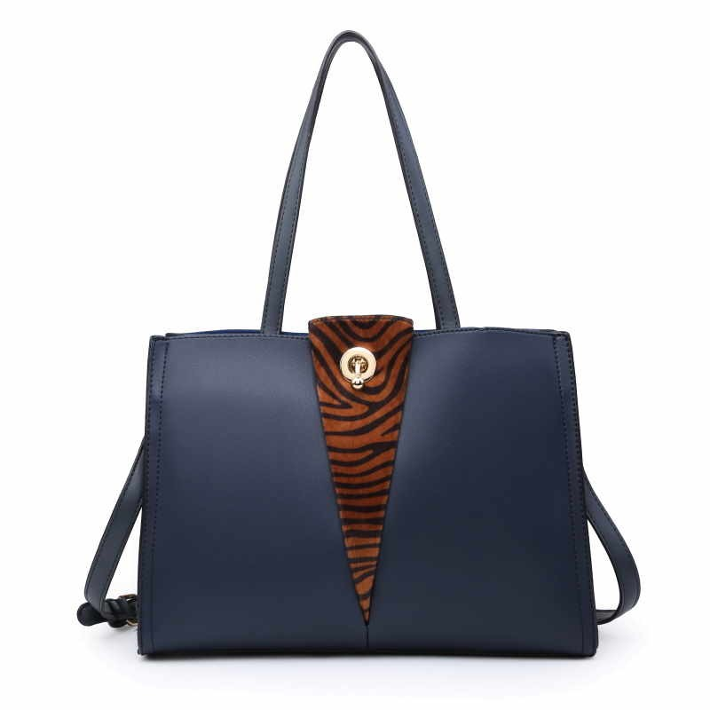 BOLSO MADAGASCAR ANIMAL PRINT