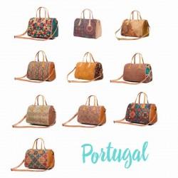 bolso de corcho modelo Portugal