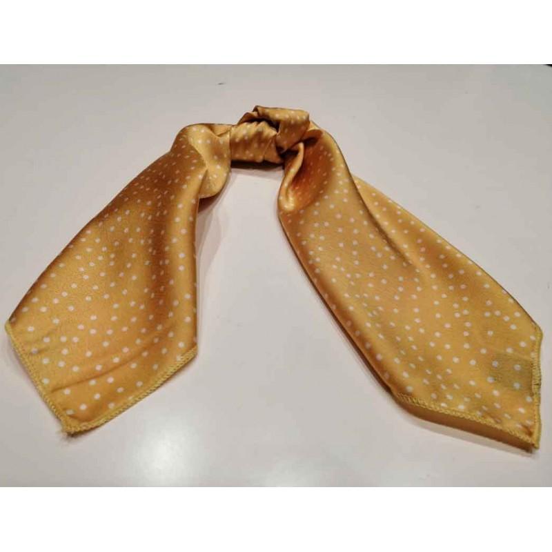 Pañuelo Cayetana. Diseño estampado y tamaño 50x50