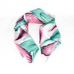 Pañuelo Vanesa. Diseño estampado y tamaño 50x50