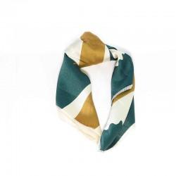 Pañuelo Laura. Diseño estampado y tamaño 50x50