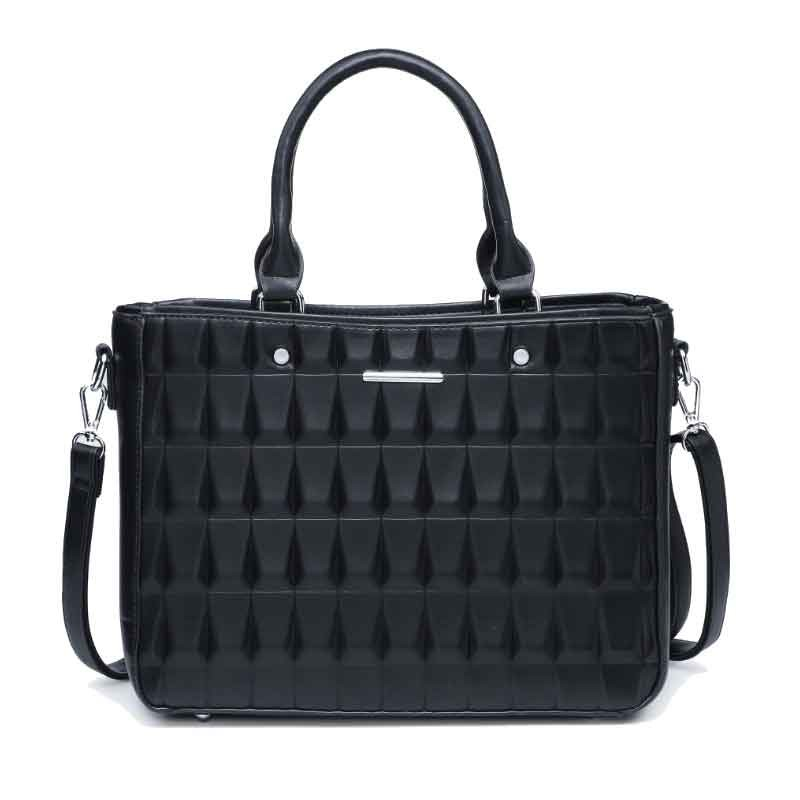 bolso polipiel Munich color negro